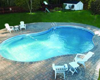 MountainPond Pool Designs and Blueprints