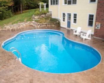 Mountain Pond Pool Design Ideas