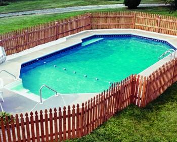 Grecian Inground Pool Design Plans