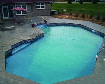 Design Your Own Grecian Inground Pool
