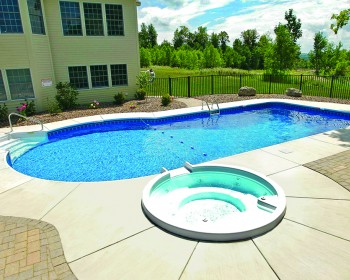 Keyhole Pool Installations and Blue Prints