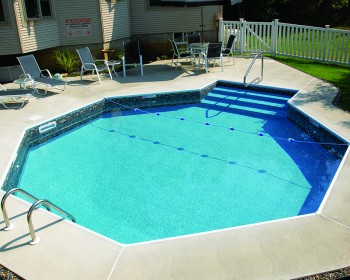 Patio Pool Installations