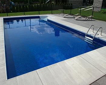 Rectangle 6in Radius Corner Pools