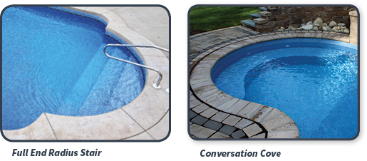 Inground Pool Interior Finish Remodeling and Makeover Ideas