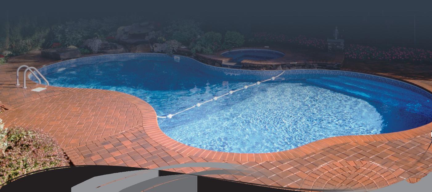 Luxury Inground Pools Legacy Pools Steel Pools Vinyl