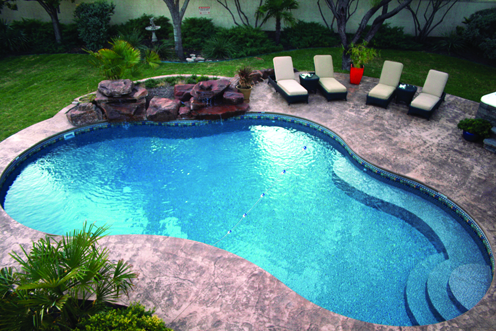 Generation Pools Mountain Pond Pool Designs Mountain Pond Pool Shapes