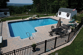 2ft Radius Rectangle Pool Shapes Gallery