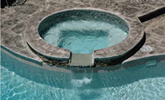 Spas and Hot Tubs for Inground Pools