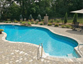 Matrix Interior Pool Finishes and Liner Patterns