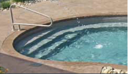 Pool Steps and Entry Systems for Pool Remodel or Pool Makeover